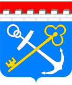 Leningrad oblast coat of arms