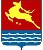 Magadan city coat of arms