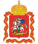 Moskovskaya oblast coat of arms
