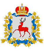 Nizhegorodskaya oblast coat of arms
