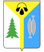 Nizhnevartovsk city coat of arms