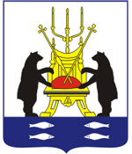 Novgorod city coat of arms