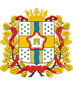 Omsk oblast coat of arms