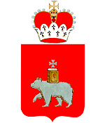 Perm krai coat of arms