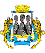 Petropavlovsk-Kamchatsky city coat of arms