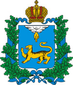 Pskov oblast coat of arms