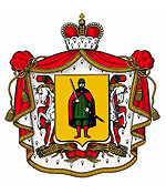 Ryazan oblast coat of arms