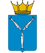 Saratov oblast coat of arms