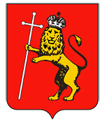 Vladimir city coat of arms