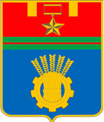 Volgograd city coat of arms