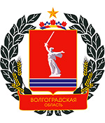 Volgograd oblast coat of arms