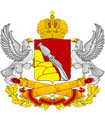 Voronezh oblast coat of arms