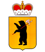 Yaroslavl oblast coat of arms