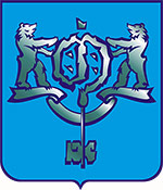 Yuzhno-Sakhalinsk city coat of arms