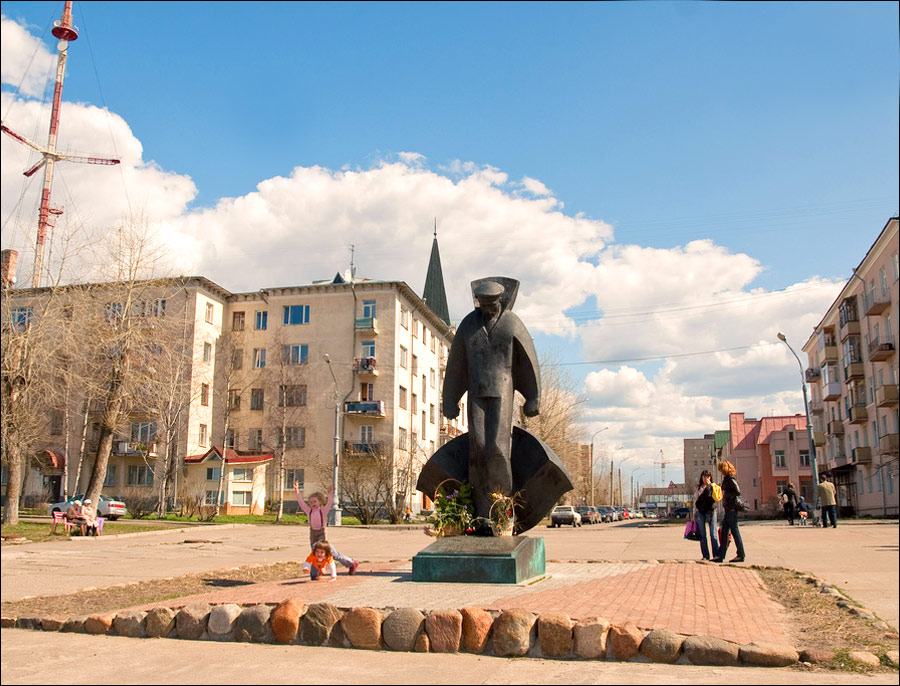 arkhangelsk city  russia guide