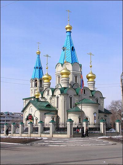 Far eastern federal district russia guide church in blagoveshchensk city publicscrutiny Gallery