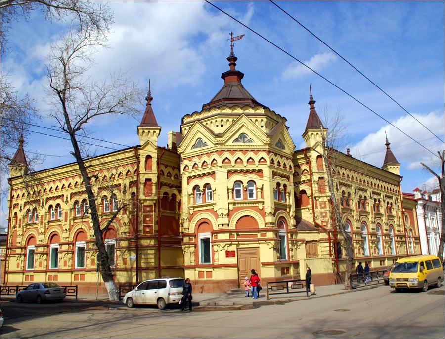 Irkutsk Russia  city pictures gallery : Irkutsk city, Russia travel guide