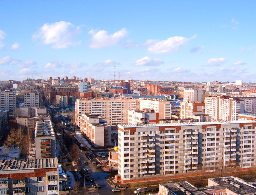 Izhevsk city, Russia guide
