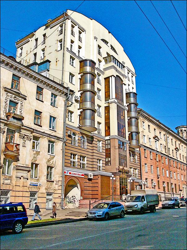 Izhevsk Russia  city photo : izhevsk russia city street