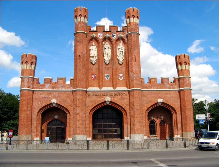 Kaliningrad city, Russia travel guide