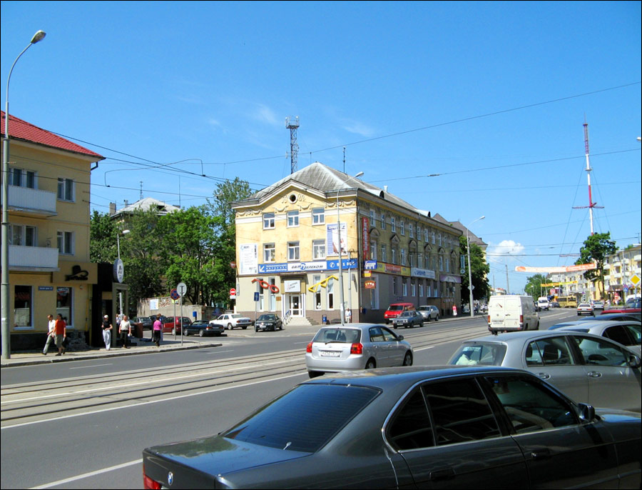 Kaliningrad Russia  City new picture : Kaliningrad Russia city view
