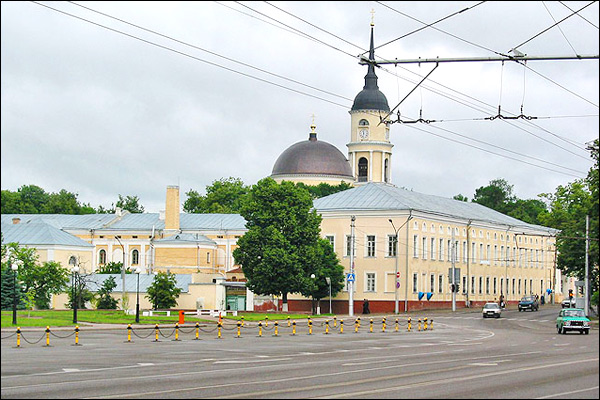 Kaluga city, Russia scenery