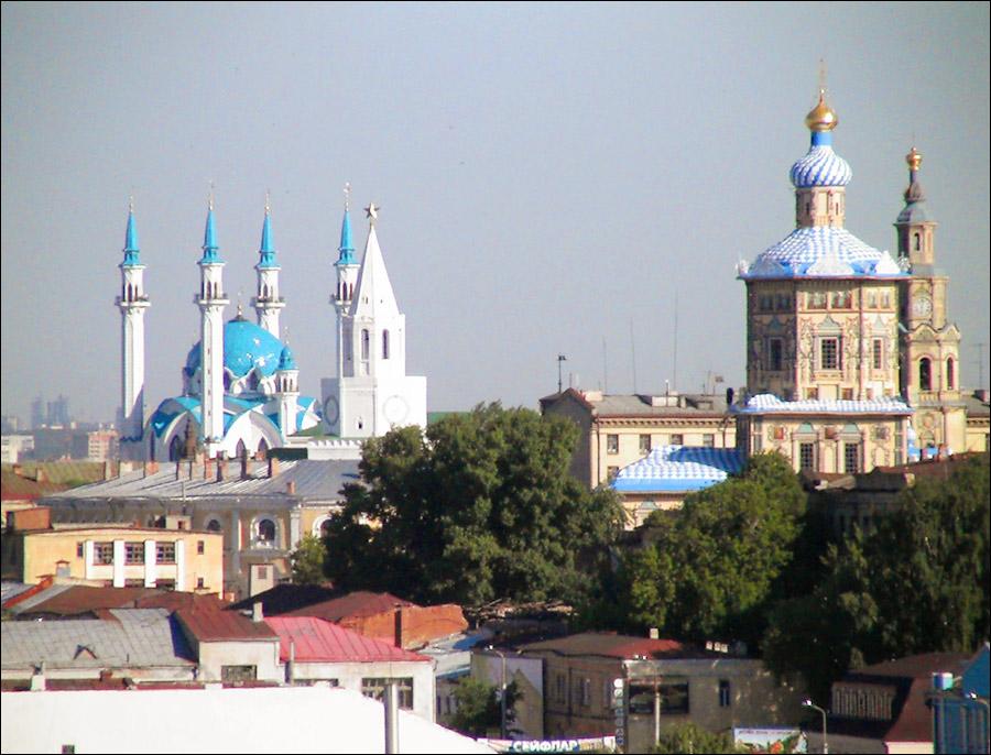 Kazan city, russia (qazan)