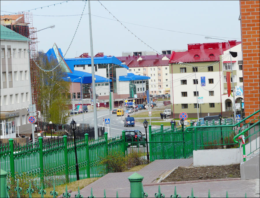 Khanty-Mansiysk Russia  city images : Khanty Mansiysk city, Russia travel guide