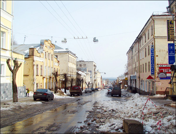 city in russia