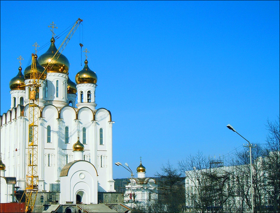 Far eastern federal district russia guide church in magadan city publicscrutiny Image collections