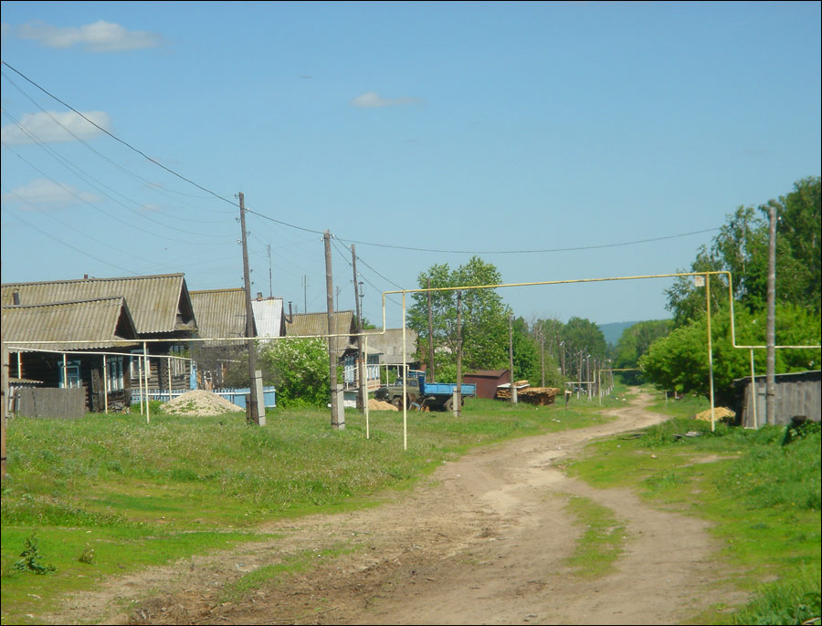 Village In Russian 92