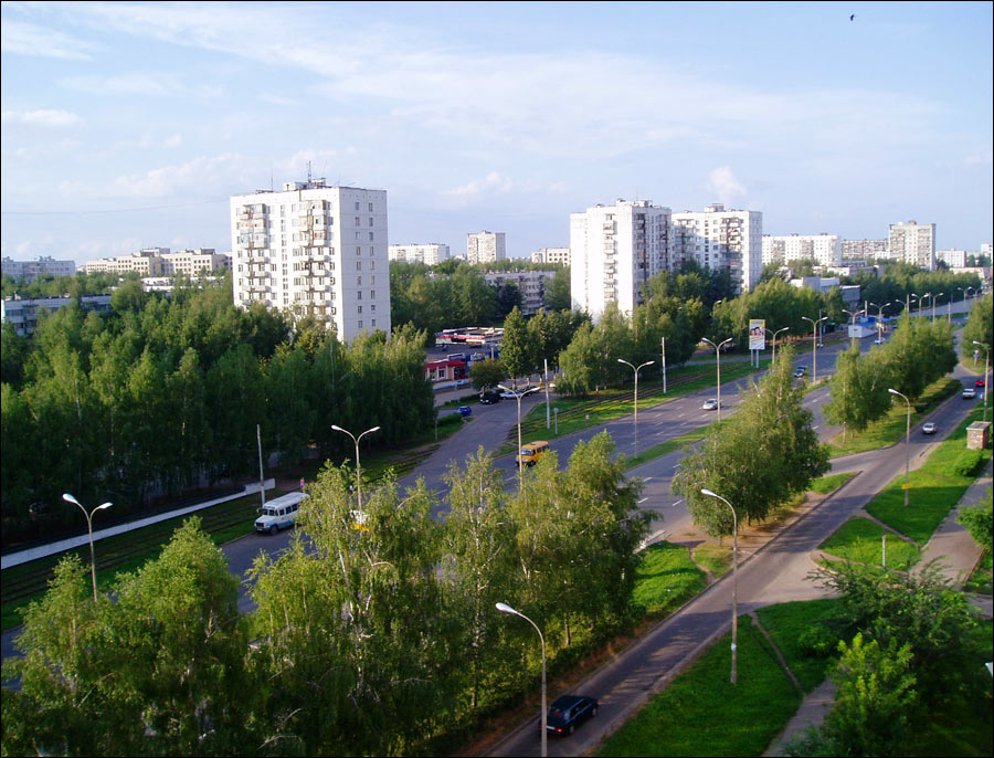 Naberezhnye Chelny City Russia Travel Guide - Naberezhnye chelny map