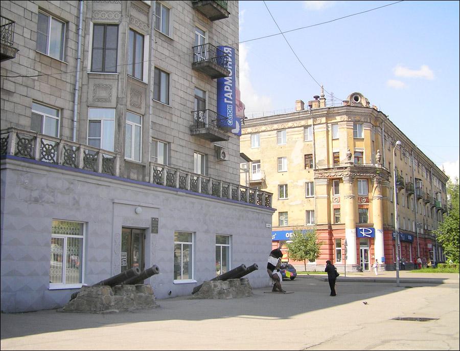Novokuznetsk architecture Novokuznetsk city Russia guide