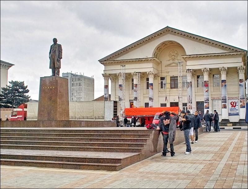 Novorossiysk city, Russia travel guide