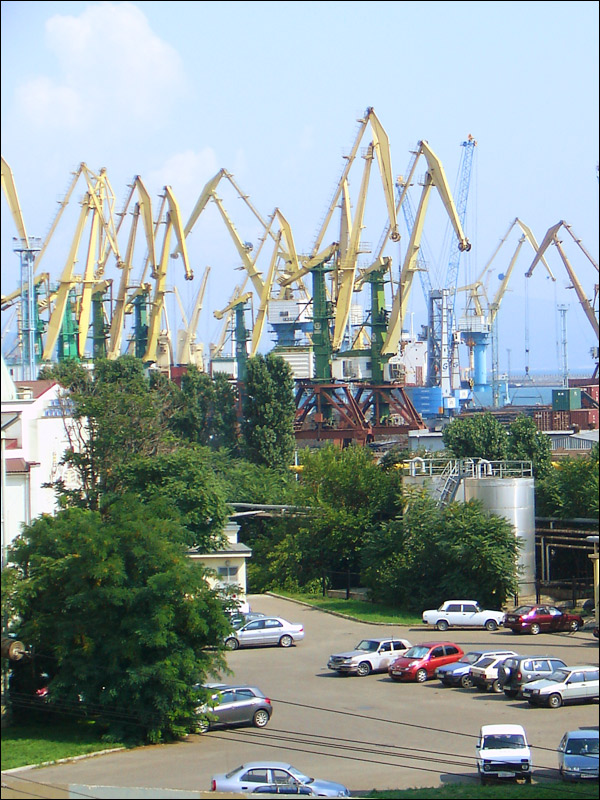 Novorossiysk (Russia) cruise port schedule | CruiseMapper