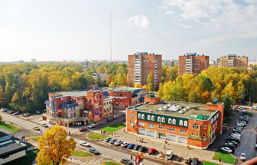 Obninsk Russia  City pictures : Obninsk city, Russia guide