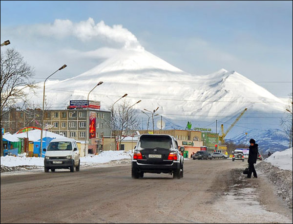 Petropavlovsk Kamchatsky City Russia Travel Guide