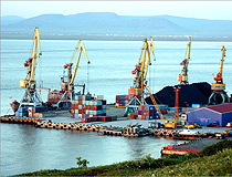 Anadyr sea port
