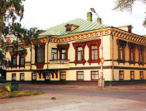 Arkhangelsk music school