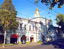 Arkhangelsk church