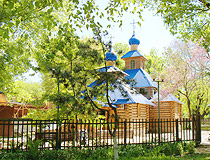 Armavir wooden church