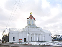 Kazan Church in Arzamas