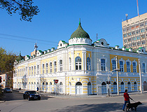 Astrakhan architecture