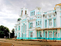 Wedding palace in Astrakhan