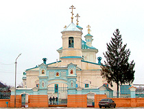 Transfiguration Church in Astrakhan