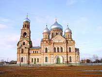 Astrakhan region church