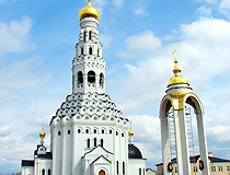 Cathedral in Belgorod province
