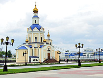 Church of the Archangel Gabriel in Belgorod