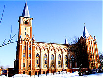 Baptist church in Bryansk