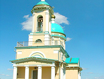 Church in Bryanskaya oblast